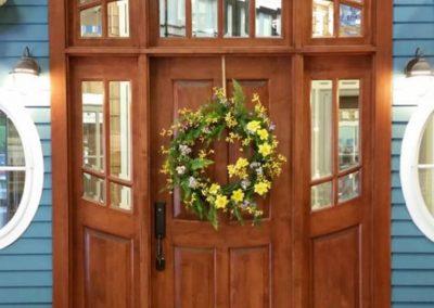 Dillman and Upton Doors