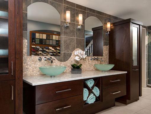 dillman and upton bathroom showroom