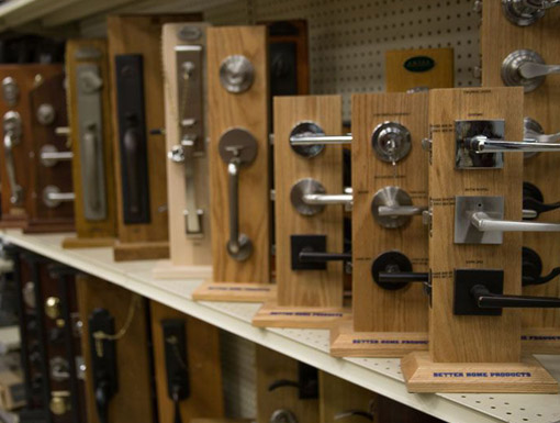 dillman and upton door handle selection