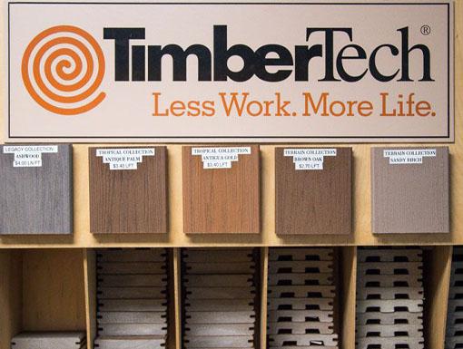 dillman and upton timbertech selection