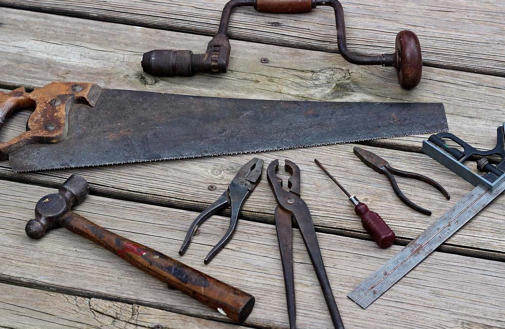 Handyman: Tool gifts have changed in past 100 years